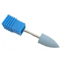 Полир силиконовый конус синий (Ø 10 мм) (800 грит)