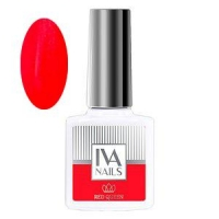 Гель-лак IVA Nails Red Queen 1